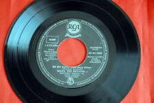 """MARIO LANZA BECAUSE 1960's RARE UNIQUE EXYU 7"""" EP"""