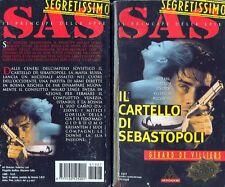 """SEGRETISSIMO """" IL CARTELLO DI SEBASTOPOLI   N°1307 /2.06.98  """" di G. DE VILLIERS"""