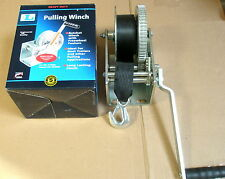 DL2500AS RATCHETING PULLING STRAP WINCH FOR BOAT & TRAILER USA Dutton LaINSON