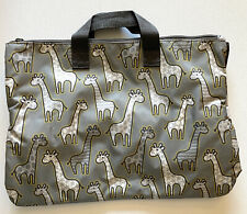 Thirty One Super Swap It Pocket Tote Bag In Go Go GIRAFFE - New