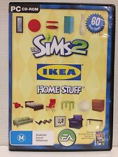 THE SIMS 2 ~ HOME STUFF ~ PC CD-ROM GAME ~ AS NEW CONDITION