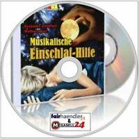 Entspannungsmusik zum Einschlafen Kinder Erwachsene Einschlafmusik Audio CD Neu