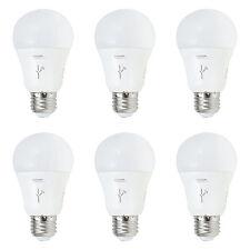 Sylvania Lightify 60-Watt A19 Tunable White Smart Home LED Light Bulb (6 Pack)