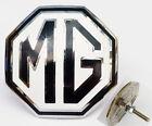 MG Grille & Spare Wheel Badge for MGA & MG TF, MG part ARH900