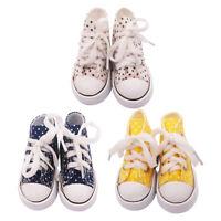 3 Paires 1/3 Chaussures Mignonnes pour La Poupée