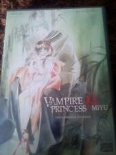 Vampire Princess Miyu: The Complete TV Series (DVD, 2013, 5-Disc Set) DVD