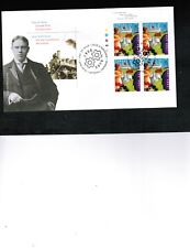 CANADA 2000  DEPT of LABOUR 100th FDC BL/4 MNH  #1866 MLH  BOX 508