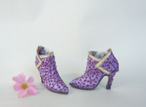 """Zhang_young shoes/boots  for  Tonner 22""""Tonner American Model doll (2-22AS-1)"""