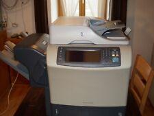 HP LaserJet 4345mfp Multifunktionsgerät - Drucker, Scanner, Hefter, Fax, ADF