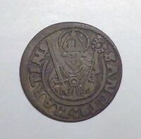 1624 Switzerland - Canton Schwyz Schilling, KM-15.