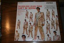 ELVIS PRESLEY VINYL LP GOLD RECORDS VOL 2  NEW UNOPENED
