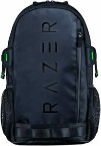 """Razer Rogue 13"""" Backpack V3 - Black - Tear and Water-resistant Exterior"""