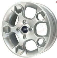 "New! GENUINE FORD FIESTA 2008 - 2012 15"" 5 SPOKE ALLOY WHEEL MK7/MK8 1746076"