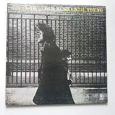 Neil Young - After the Goldrush Vinyl LP + Poster Rare Transitional Press EX/EX