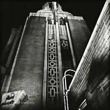1990s HELMUT NEWTON New York City Waldorf Towers Architecture Photo Art 16X20
