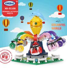 Xingbao 01108 Spinning Octopus Enfants Construction modèle de bloc Brique jouet Set