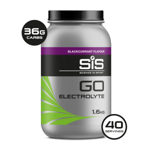 SiS GO Electrolyte - 1.6kg (Choose Flavour)