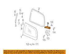 KIA OEM 02-05 Sedona Side Panel-Handle 0K55572310