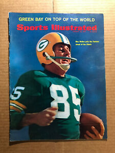 Sports Illustrated - January 23, 1967 - Super Bowl I - Packers Rare No Label