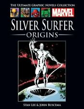 Silver Surfer: Origins (Marvel Graphic Novel Collection issue 103)