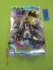 EE4 Mattel Lot DELUXE STEALTH ARMOR BATMAN DC Universe Classic DCUC mission