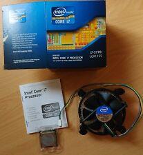 Intel Core i7-3770 3770 - 3.4GHz Quad-Core (BX80637I73770) Processor