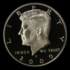 "2009-S PROOF KENNEDY HALF DOLLAR ULTRA CAMEO GEM  /""COMBINED SHIPPING DISCOUNTS/"""