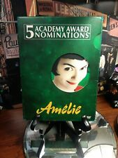 Amelie (Dvd, Rare 2-Disc Ws Special Edition) w/Slipcover - Audrey Tautou.