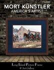 """Mort Kunstler Jackson's """"Foot Cavalry"""" Mini Print Custom Framed"""