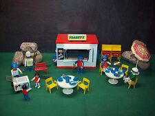 Playmobil ***Rarität*** Franky's Restaurant 3146-A/1986 III, ohne OVP!