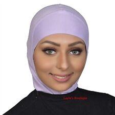 Women Hijab Head Scarf Inner Cap Ninja Hat Islamic Neck Cover Muslim Head Wear