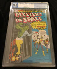 DC Mystery In Space # 106 PGX/CGC Graded 8.5 Science Fiction  Ultra Silver Age
