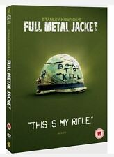 Full Metal Jacket - DVD - Definitive Edition - Region 2 - Stanley Kubrick