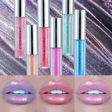 6Color Pearl Lustre Lipstick Glow Lip Gloss Liquid Cosmetics Lip Beauty Makeup