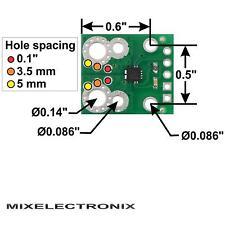 ACS711EX Carrier Current Sensor -15.5A +15.5A for Tinycontrol GSM Lan Controler