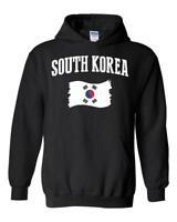 South Korea  Unisex Hoodie Hooded Sweatshirt