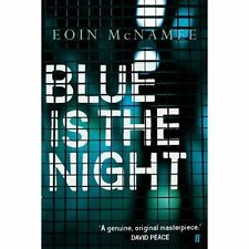 Blue is the Night-ExLibrary