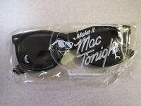 McDonalds 1987 Vintage Mac Tonight (Moon Man) Sunglasses For Adults - Cool - New