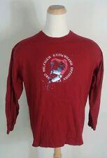 Vintage 90s USA Tommy Hilfiger Ski Snowboard T Shirt Large Winter Hip Hop Polo