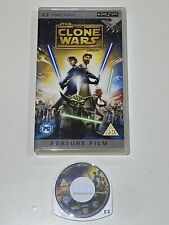 Star Wars Clone Wars UMD Movie for PSP Will Ship Worldwide Region ALL!