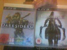 Darksiders PS3 Darksiders II PS3-Playstation 3-Buenas Condiciones Y Completo.
