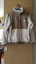 North Face White Osito Women's Jacket with Hood Medium