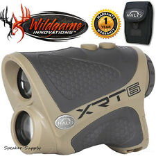New Halo XRT62 Wildgame Innovations 600 Yard Laser Range Finder 6X Fog Resistant