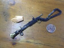 1:6 Scale Hand Crafted Miniature Metal Steampunk Nomad Carbine By Auret