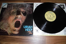 LP: ... VERY `EAVY ... VERY `UMBLE -- URIAH HEEP // made in Italy 1971