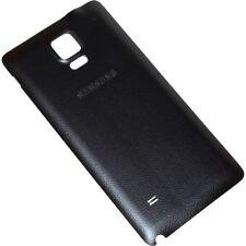Samsung Cover Copri Batteria Originale Per Galaxy Note 4 N910F Nero Coperchio