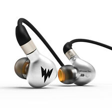 Whizzer A15 Dynamic Driver HiFi in-Ear Earphones with MMCX Detachable Cable