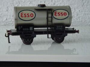 Fleischmann Esso Kesselwagen Spur 0