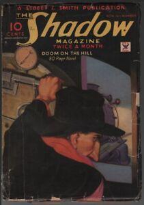 Shadow, 1934 November 15.    Pulp