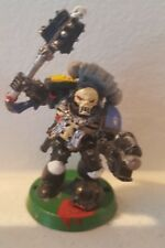 Space Marine capellán Metal Warhammer 40K (C)